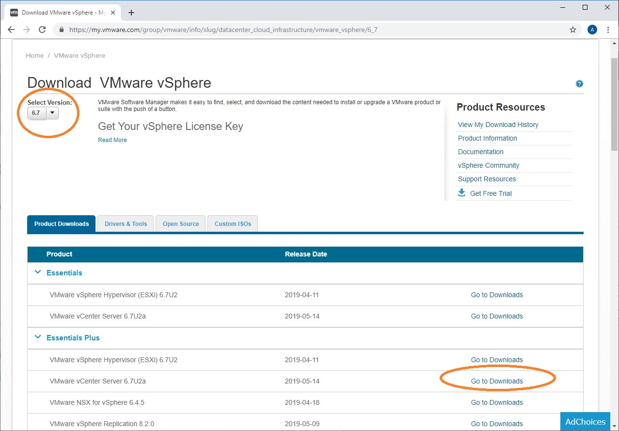 Step by Step: Upgrade vCenter VCSA 6 0 (or 6 5) to 6 7